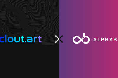 Alphabit Fund Leads Strategic Investment Round for Clout.art