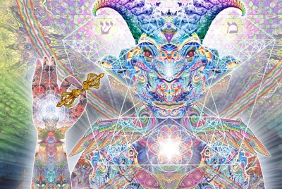 Are we being farmed by alien insect DMT entities?