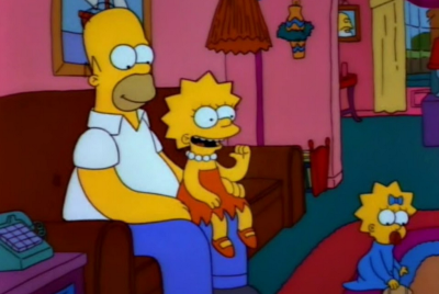 100 Favorite Shows: #12 — The Simpsons