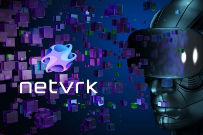 NetVRk Rebrand, Successful Investment Round, and Upcoming IDO Launches.