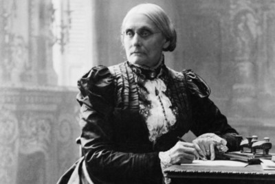 Susan B. Anthony Convicted