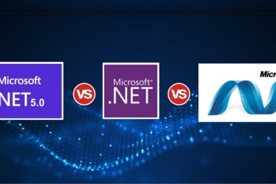 Mapping the Differences in Full Framework,.Net Standard and.Net 5.0