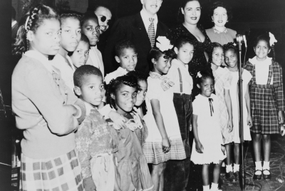 Esther Brown and the Launch of Brown v. the Board of Education