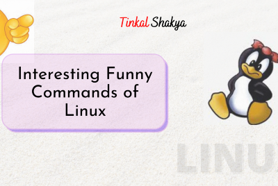 Interesting Funny Commands of Linux