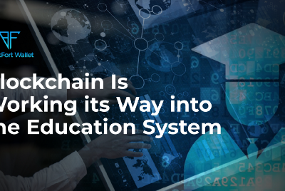 Blockchain Is Working its Way into the Education System