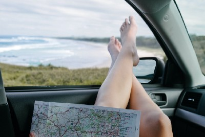 Here is what traveling with your Intuition looks like.