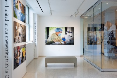 The Portraits of Grace Exhibition at the Sheen Center