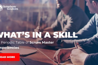 What's in a Skill: The Periodic Table of Scrum Master Competencies