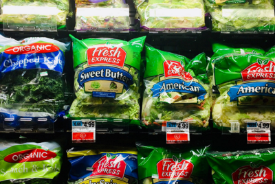Bag Salad is Evil. Learn Why, and You'll Never Buy It Again.