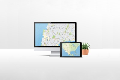 Celebrating Earth Day with the New Look & Feel of our Map Display API