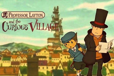 Game Retrospective: Professor Layton and the Curious Village