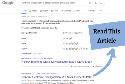 NCERT Chemistry Class 12 Notes—d and f Block Elements