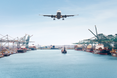 When Ships Fly: A Glimpse into Maritime's Digital Future