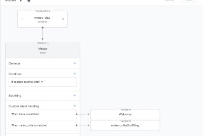How do I switch from Dialogflow to Actions Builder to create conversational actions?