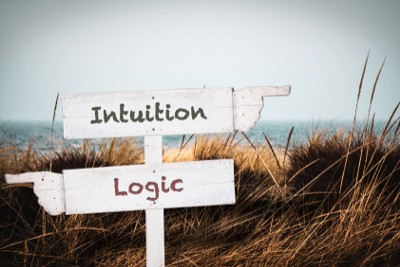 How I Followed My Intuition and Got To Talk to a Celebrity Medium