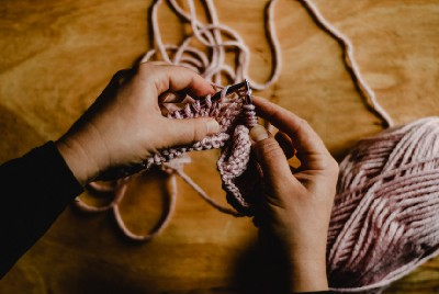 Week in Review: Views on Cyborgs, Naughty Knitting, a Magic and Fiber Podcast, and More