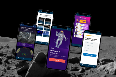GoSpaceClub—Discovering Science Connections with NASA.