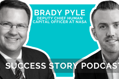 How to Recruit for the Most Difficult Job (Not) On Earth With Brady Pyle, Deputy CHCO at NASA