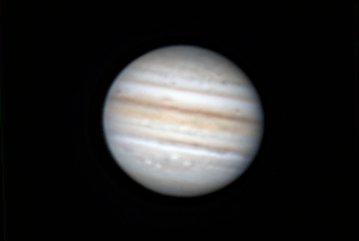 Astrography: Jupiter and Saturn at two-meter focal lengths