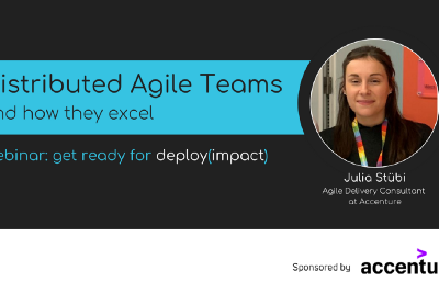 Distributed Agile Teams—how they excel   a women++ webinar