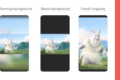 Cropping a video the right way in Swift