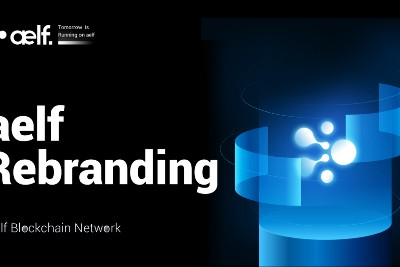 aelf Rebranding: A Million-Dollar New Domain Underlies the All-Encompassing Product Structure