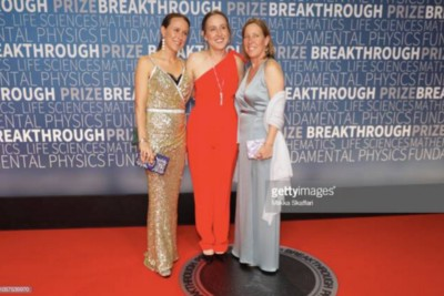 The Woj Way: The moment that defined the Breakthrough Prize was Anne Wojcicki