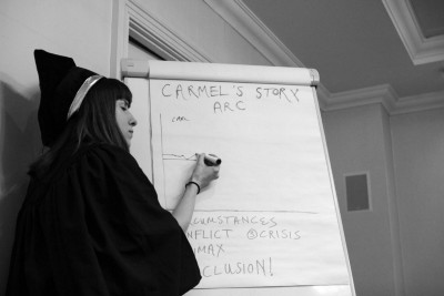 The 5 C's Of The Storytelling Arc: Circumstances, Conflict, Crisis, Climax, Conclusions (Part 1)