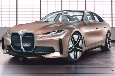 BMW Taking Its Time With Going Fully Electric