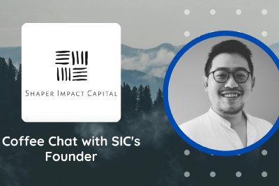 Coffee chat with SIC's Founder
