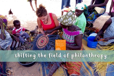Theory of Change #5: Shifting the Field