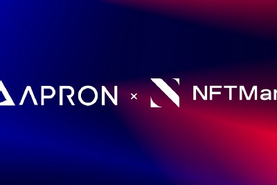 Apron Network Partners with NFTmart