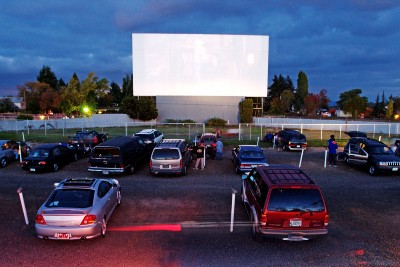 I Crashed the Family Car at a Drive-in Movie Theatre
