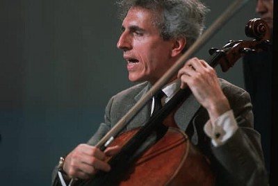 Just saw one of those facebook quotes from Tortelier, the great teacher and cellist saying
