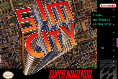 Revisiting SimCity: First Impressions