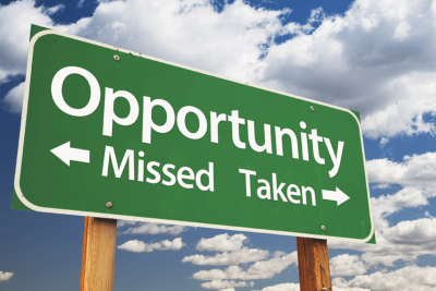 """How to Maintain Levelheaded Decision on """"One in A Lifetime"""" Opportunity"""