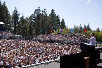 Taking Action on Climate: President Obama's Trip to Nevada and the Pacific