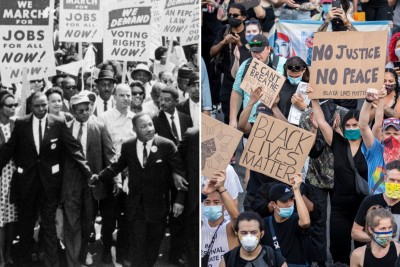 It Will Always Happen Here: The Enduring Faces of Struggle in Black America and The Lingering On of…