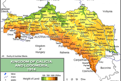 The Galician myth: between Central Europe and the East