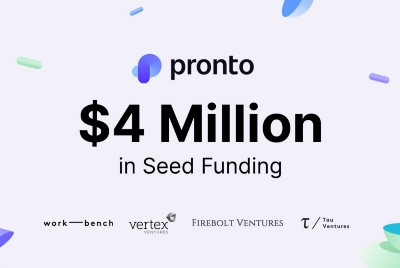 Ecosystem Management is the New Black: Announcing Pronto's $4M Seed