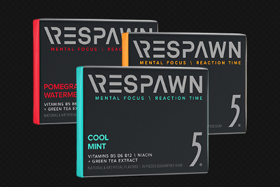 Product Review: Respawn Gum By Razer