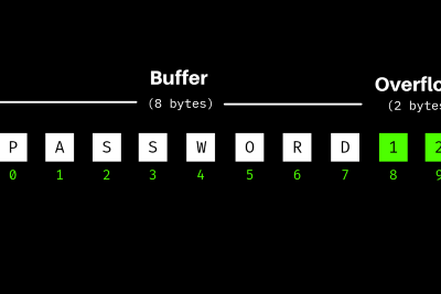 Everything you need to know about Buffer Overflow is here!