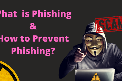 What are Phishing attacks & How to Prevent them?