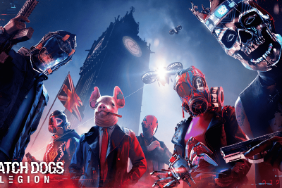 Watch Dogs Legion—Review