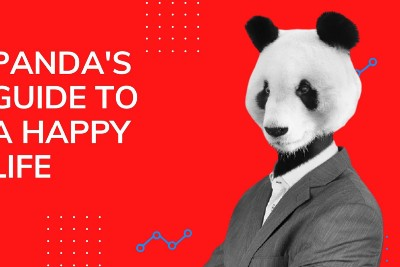 Panda's Guide to a Happy Life:)