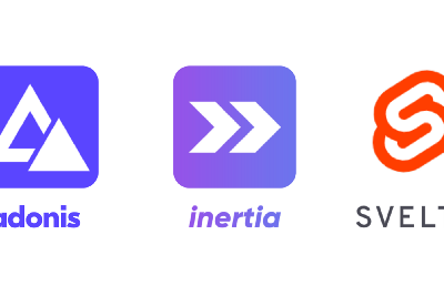 Adonis, Inertia and Svelte