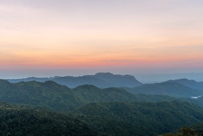 Hiking in Chiang Dao, Northern Thailand