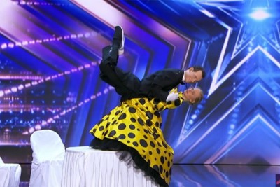 America's Got Talent: We Need to Laugh