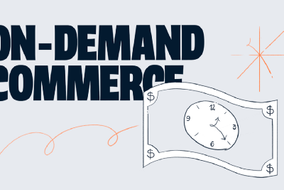 In On-Demand Commerce, time is the most valuable asset.