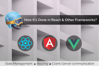 React vs. Other Frameworks: A Comparison in 3 Aspects
